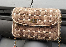 [LD272] WINTER CLUTCH BAG(LV st.) 윈터 클러치 백